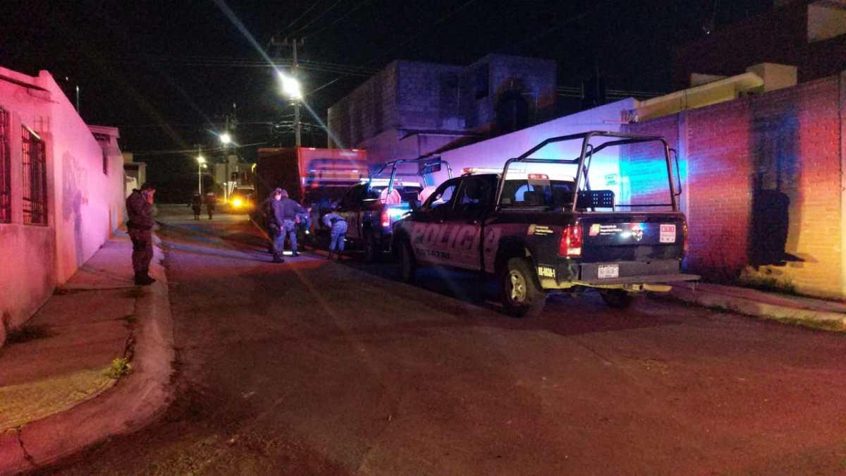 Roban patrulla de la Policía Estatal en la Pachuca-Sahagún