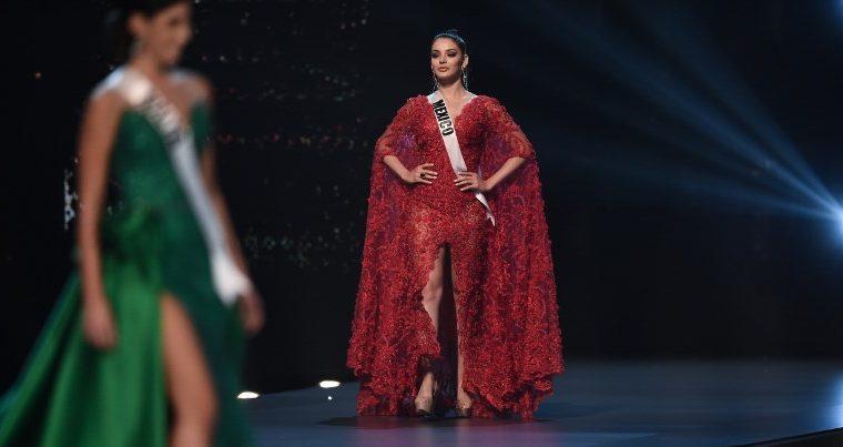 Queda mexicana Andrea Toscano fuera en Miss Universo