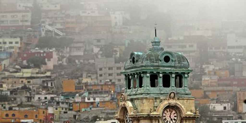 Bajará temperatura en Hidalgo por entrada de masa de aire polar