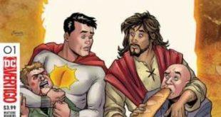 Jesucristo DC Comics
