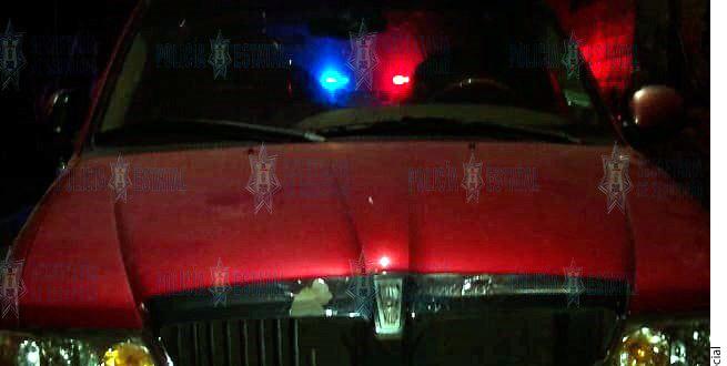 Detienen a policía municipal en Edomex por robo de vehículo