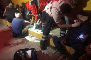 Riña en la colonia Felipe Ángeles de Pachuca dejó varios heridos