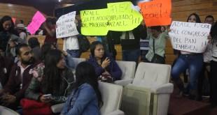 Demandan OSC indagar supuesta agresión de Asael a regidora panista
