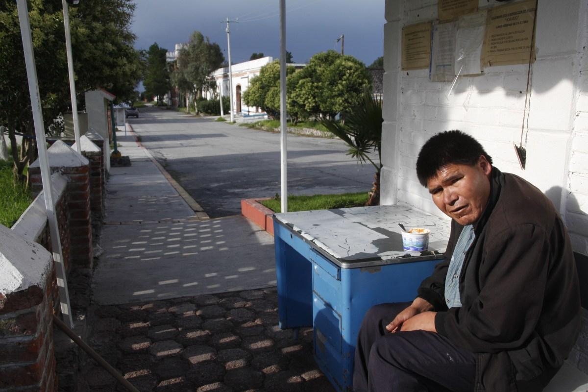 En Tolcayuca, faltan trabajadores y separar a procesados