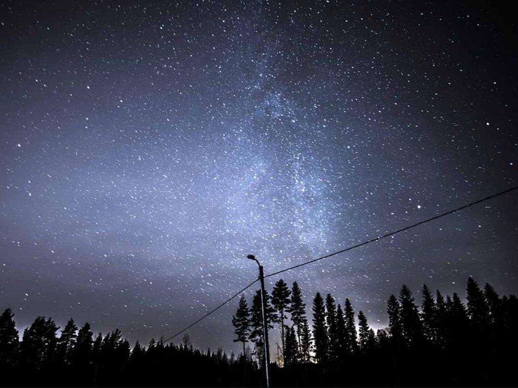 Este 13 y 14 de diciembre habrá lluvia de estrellas