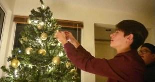 Árbol de Navidad, tradición de cientos de años