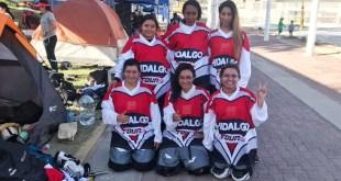 Logra equipo femenil de hockey pase a la ON