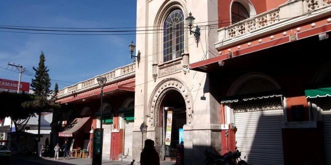 Mercado Barreteros