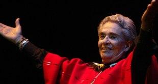 Siete canciones más famosas de Chavela Vargas, a 7 años de su muerte
