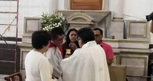Realizan misa en honor de último sobreviviente de explosión en Tlahuelilpan