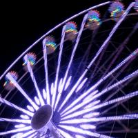 Adrenalina en el aire y en la mesa en la Feria de Pachuca