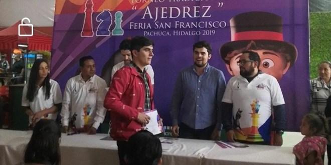 Toño García, subcampeón en torneo de feria