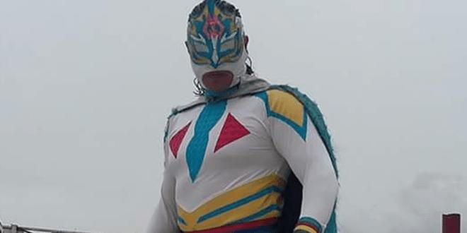 Máscara Sagrada Jr. vuelve a Pachuca
