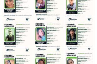 Nueve individuos extraviados aún no han sido localizados en Hidalgo