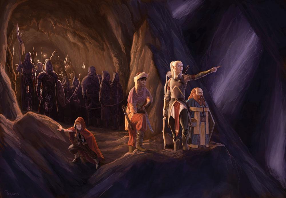gurps dungeon fantasy adventure 2 pdf