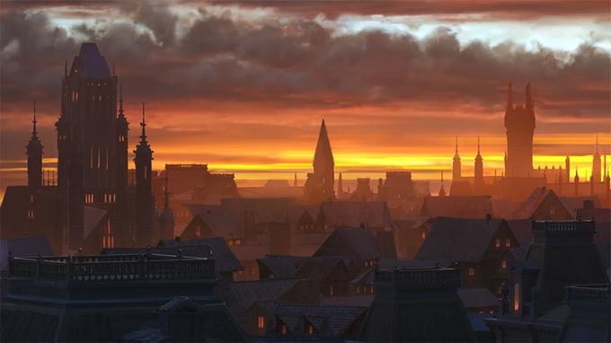 """Rodney Thompson on """"Dusk City Outlaws"""" RPG"""