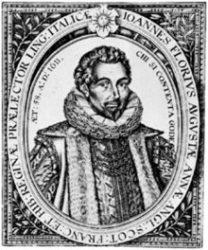 Pourquoi <em>'John Florio, alias Shakespeare'</em>?