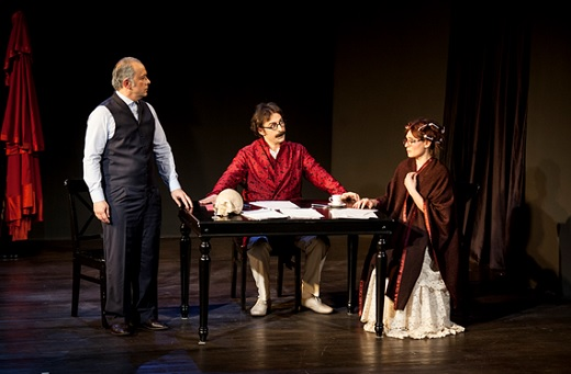 Mr. Muhsin's Memory of Hamlet Rewrites the History of Turkey's Theatre