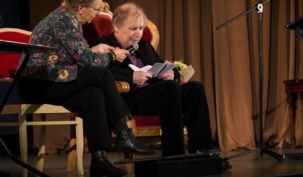 Thalia Prize 2018 Acceptance Speech  By Professor Hans-Thies Lehmann