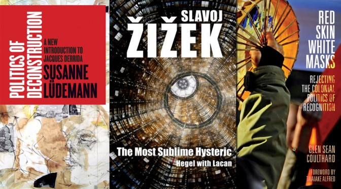 critical theory books august 2014