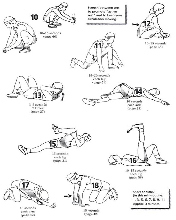 How to Properly Stretch
