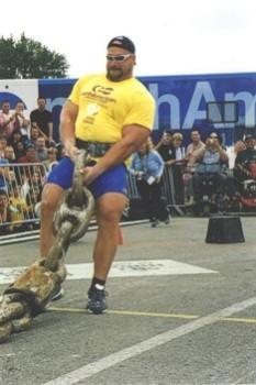 World S Strongest Man Strongman Competitor Hugo Girard