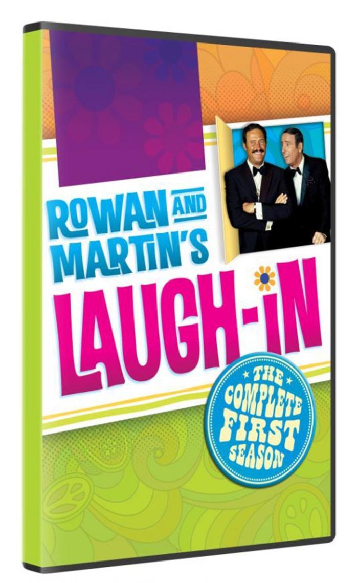 Rowan And Martin Laugh Dvd