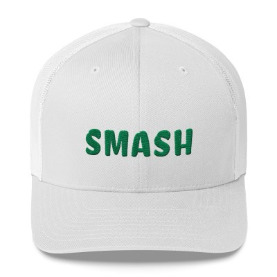 Smash Trucker Hat