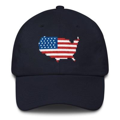 Pixel USA Hat