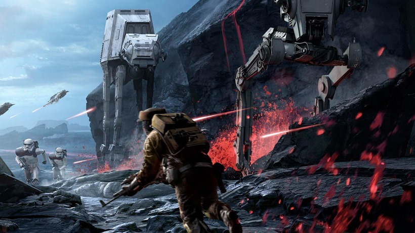 Star Wars Battlefront beta is open to everyone