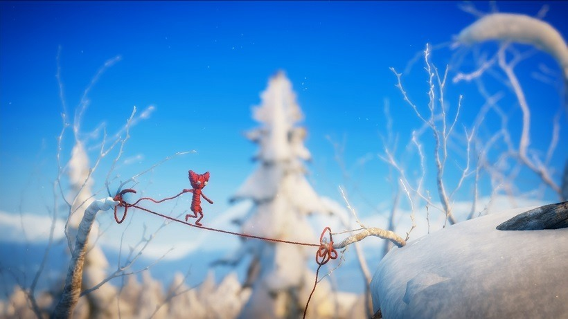 One last look at Unravel gameplay