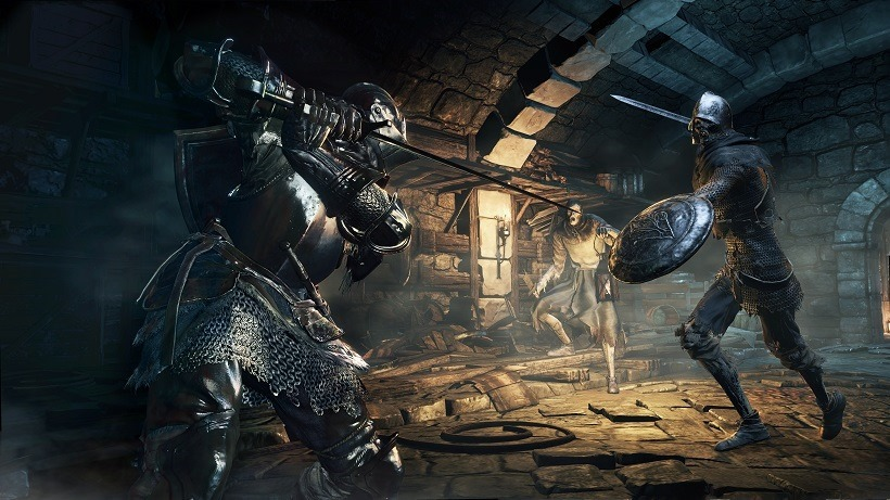 Dark Souls 3 will be 60FPS on PC