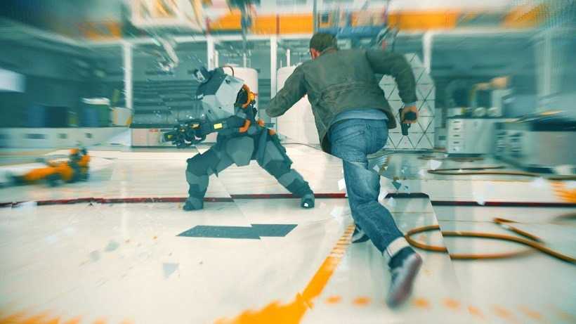 Quantum Break is a mess on PC
