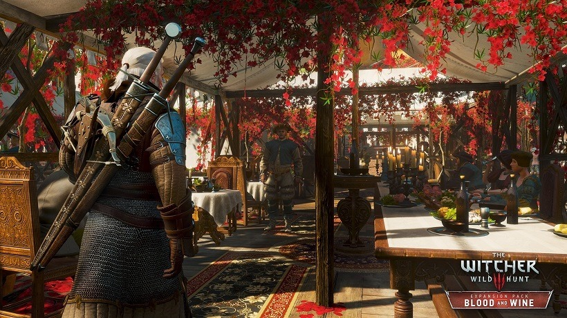 The Witcher 3 Wine and Blood will feature visual upgrades