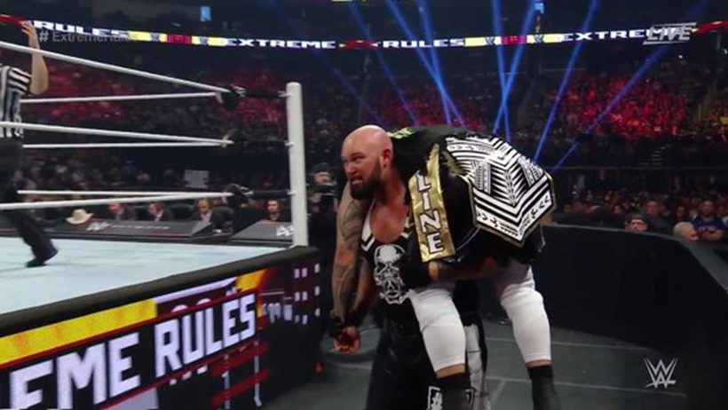 Extreme Rules (12)