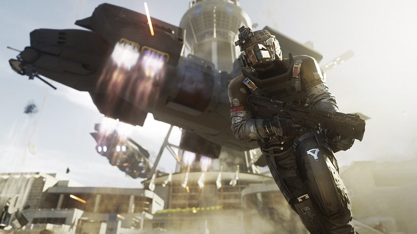 Call of Duty Infinite Warfare header