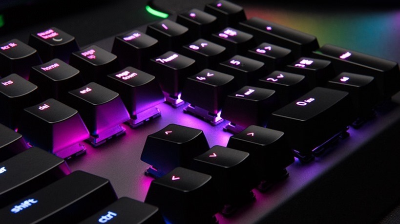 Razer Blackwidow X Chroma Review 5
