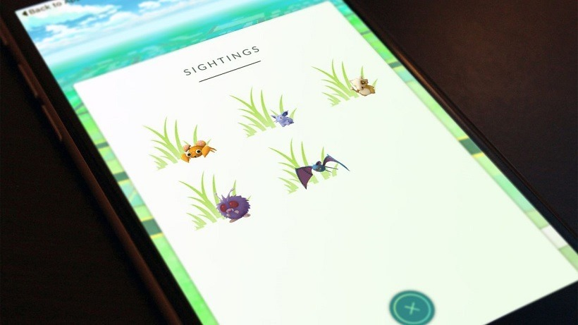 Pokemon GO adds new tracking 3