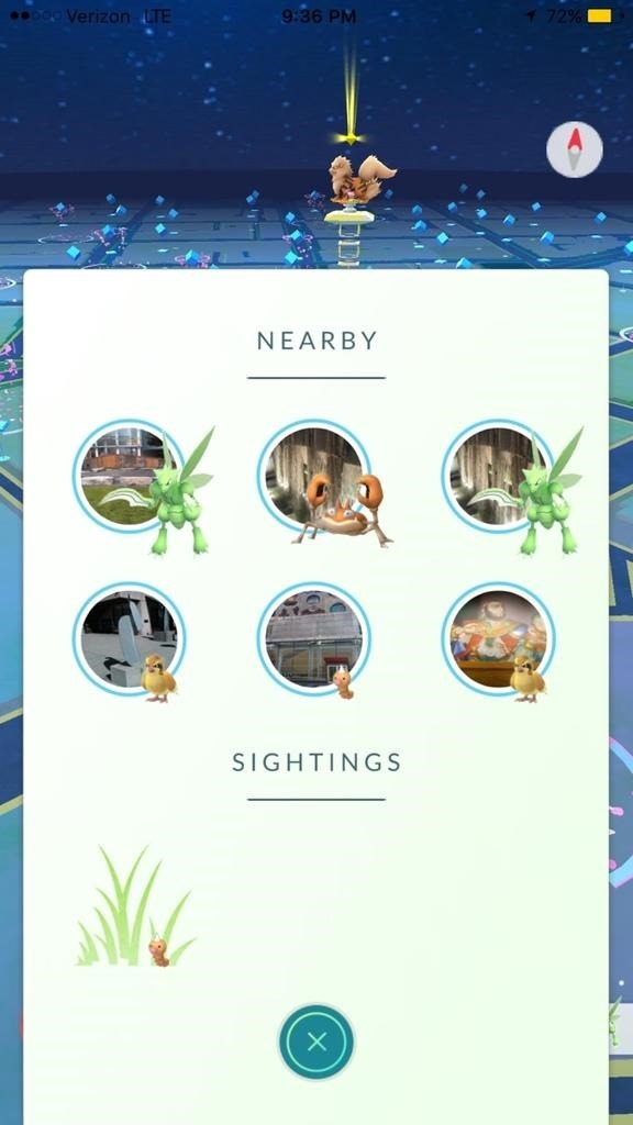 Pokemon GO adds new tracking