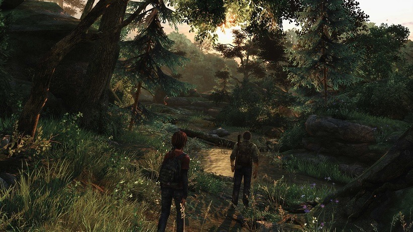 The Last of Us remastered patched for PS4 Pro