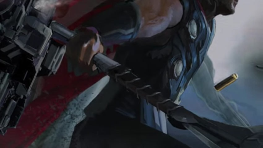 thor might be unworthy of his hammer in avengers infinity war