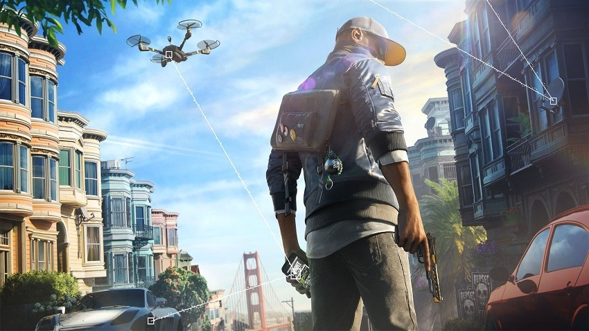 Ubisoft happy with Watch Dogs 2 sales