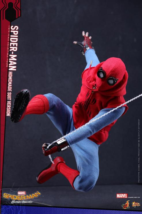 Hot Toys Spidey (12)