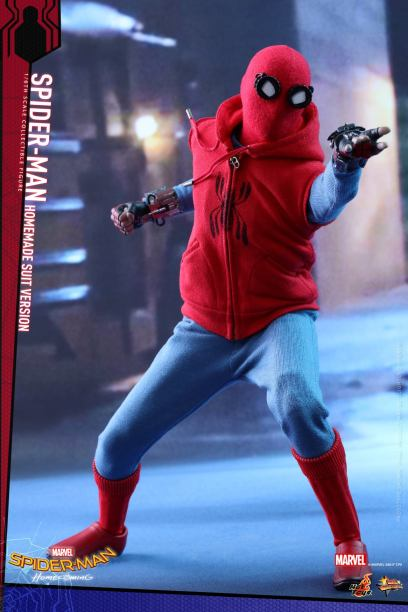 Hot Toys Spidey (7)