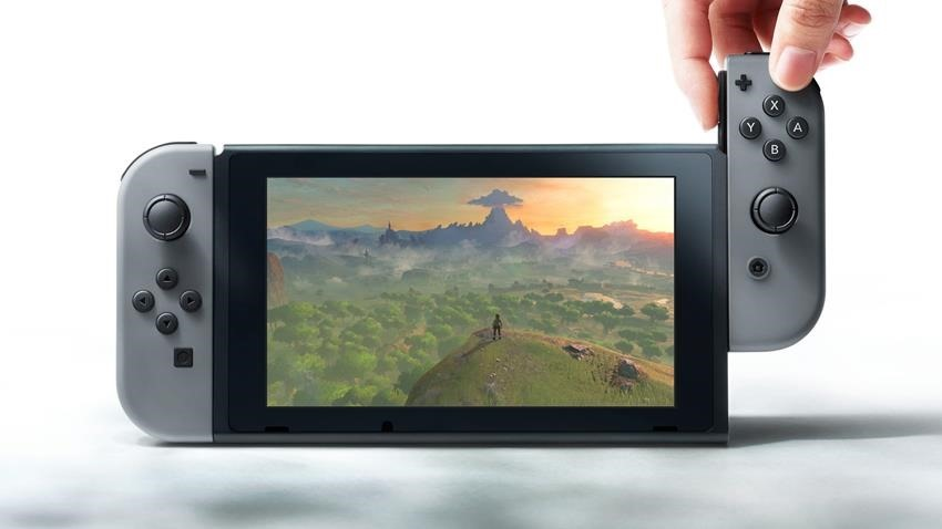 Nintendo Switch Review 1