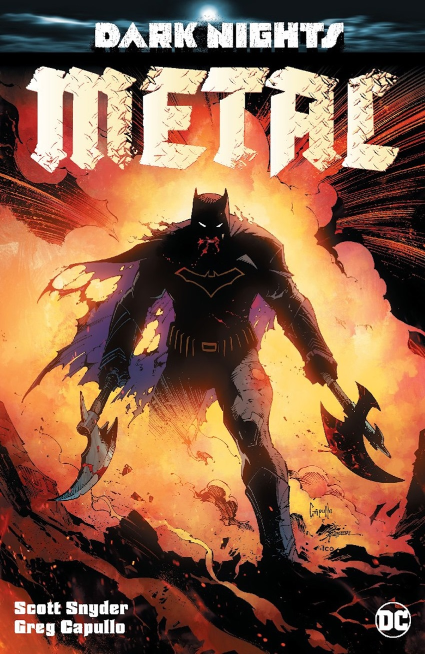 Dark Knight Metal