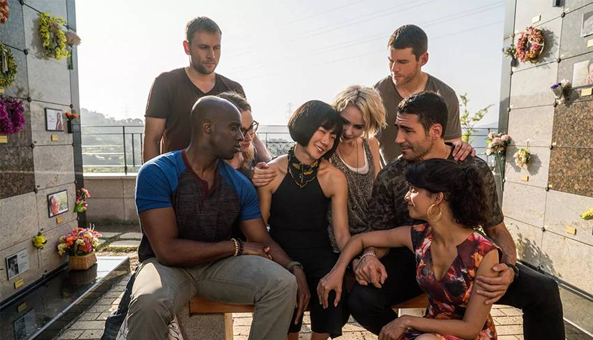 Netflix cancels Sense8 after two seasons