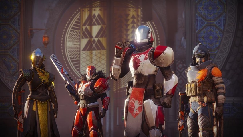 Destiny 2 Fixes Glitches and Makes Changes For PC Beta