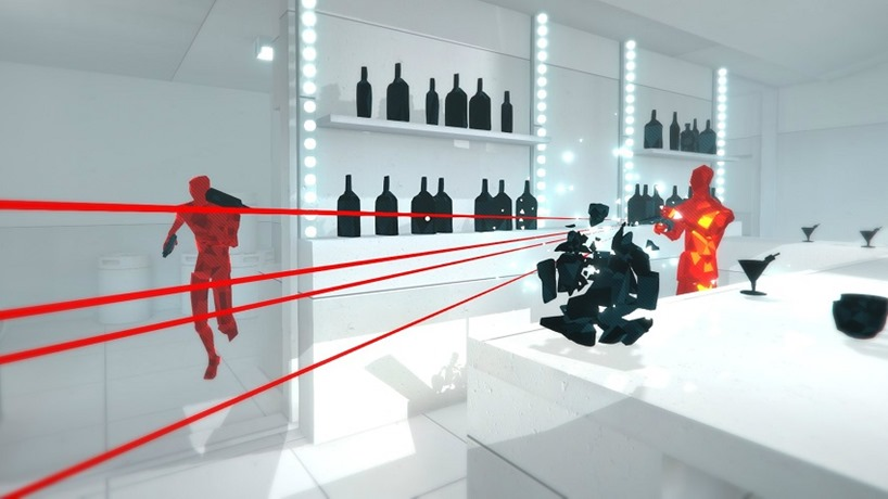 SUPERHOT and SUPERHOT VR Smashes onto PlayStation 4 / PSVR Tomorrow