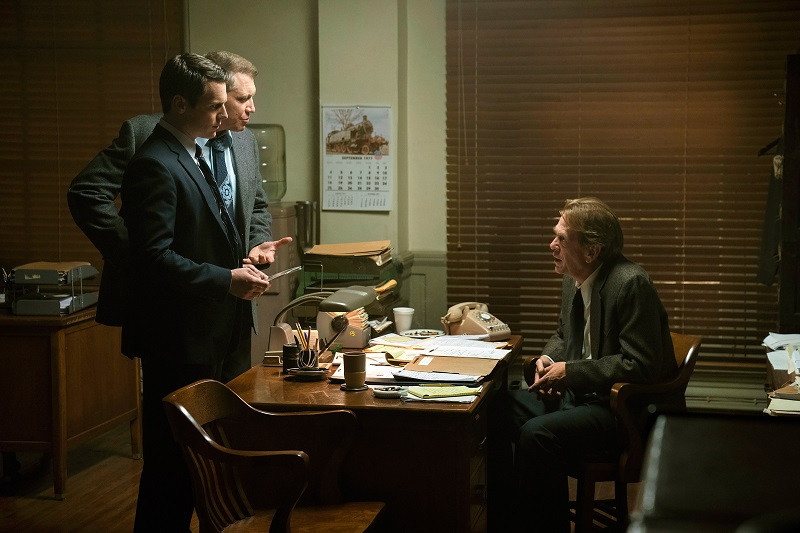 Netflix's upcoming David Fincher series 'Mindhunter' gets a sinister trailer
